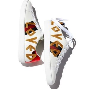 Gucci Sneakers NWOB. Size 37